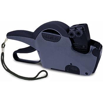 Garvey 22-6 Digit Single Line Price Marking Gun Date Code Sliver//Blue