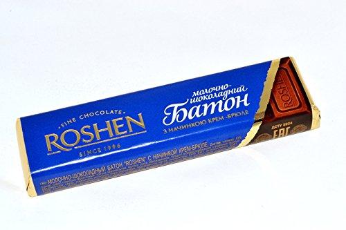 Roshen Candy Bars