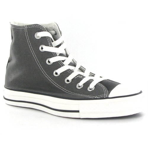 Converse Chuck Taylor Hi Top Charcoal Shoes 1J793 Mens 9