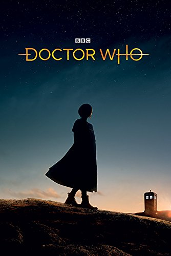 New Tv Show Poster - Doctor Who - TV Show Poster/Print (A New Dawn - Season 11 Teaser) (Size: 24