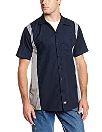 Dickies Men's Industrial Color Block Shirt