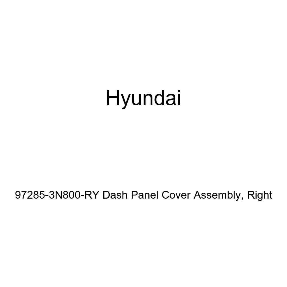 Right Genuine Hyundai 97285-3N800-RY Dash Panel Cover Assembly