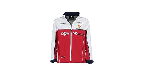 FCA F1 Alfa Romeo Racing Chaqueta Deportiva de Tejido técnico ...