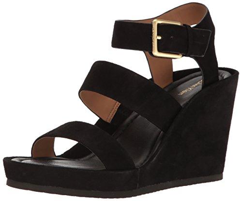 4e31bfeee90c Calvin Klein Klein Klein Women s Hailey Wedge Sandal Parent B01L8KLT6E  cf2746