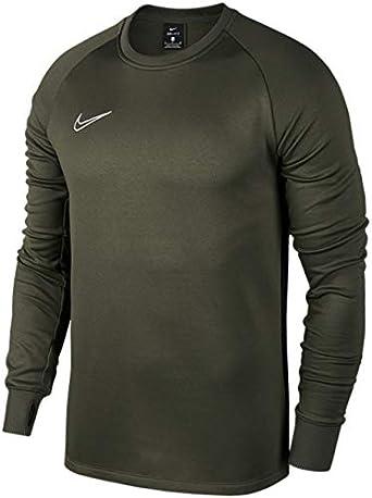 NIKE Therma Academy Crew Top Camiseta, Hombre: Amazon.es: Ropa y accesorios
