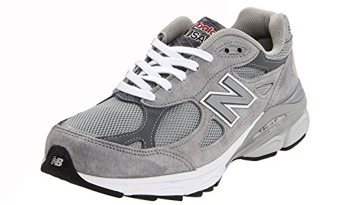 New Balance Men's M990GL3 Running Shoe,Grey,10 D US