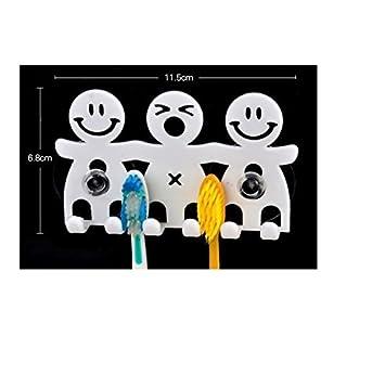 Aiweasi Suceur De Dessin Animé Smiley Pour Brosse à Dents