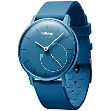 Withings Activite Pop Activity and Fitness Tracker + Sleep Monitor Lightweight Watch, Azure (Certified Refurbished)