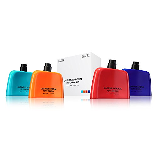 CoSTUME NATIONAL Pop Collection Eau de Parfum Spray, 3.4 fl. (Costumes National Perfume)