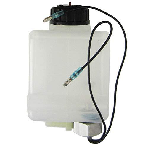 OEM Mercury Gear Oil Monitor Bottle 8M0075709