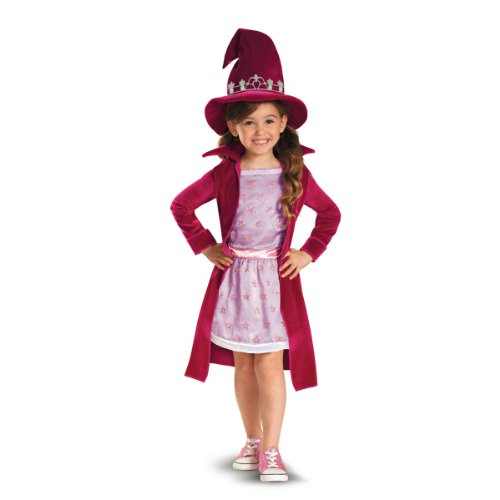 Disguise Girl's Mike The Knight Evie Classic Costume, 3T-4T]()