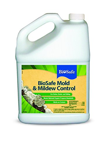 BioSafe 3700-1 1 Gallon Mold and Mildew Control by BioSafe Systems