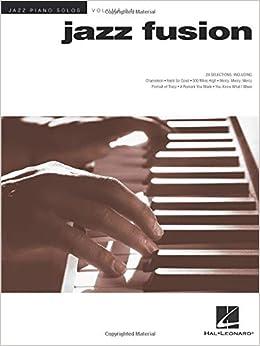 Jazz Fusion: Jazz Piano Solos Series Volume 54: Hal Leonard