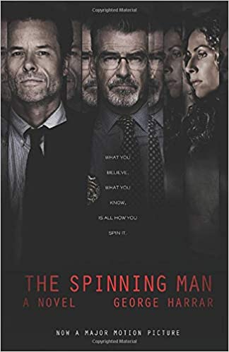 The Spinning Man: a novel: Amazon.es: Harrar, George: Libros en ...