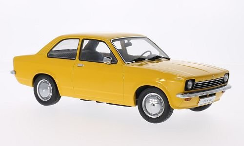 Opel Kadett C Limousine, dark yellow, Model Car, Ready-made, for sale  Delivered anywhere in USA
