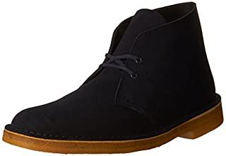 Clarks Men's Desert Boot Midnight Suede Boot (B01I49BK98) | Amazon price tracker / tracking, Amazon price history charts, Amazon price watches, Amazon price drop alerts