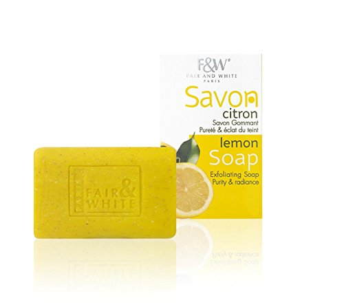 Fair & White Original Lemon Exfoliating Soap - Purity & Radiance, 200g / ()