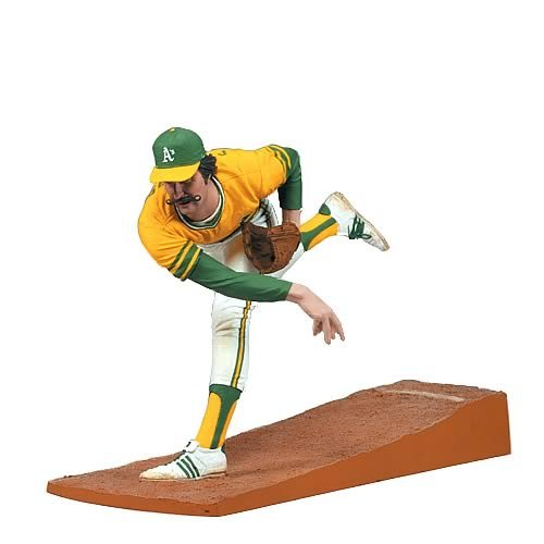 - McFarlane Toys MLB Cooperstown 2009 Wave 1 Rollie Fingers Action Figure