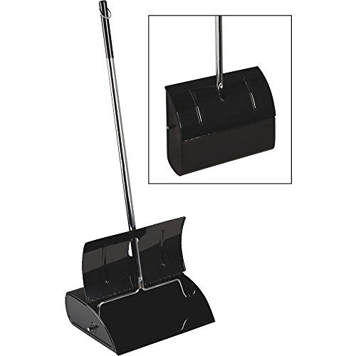 impact products inc 2604-90 Metal, Lobby Dust Pan ()