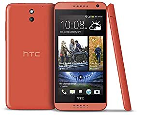 HTC Desire 610 (8GB, Android OS With HTC BlinkFeed, 4G LTE Wifi, Orange)