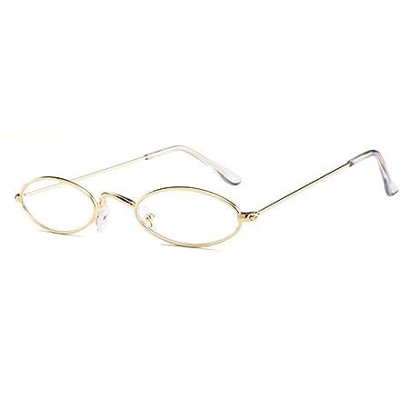 0515f5e3d3bc AOLVO Small Oval Sunglasses