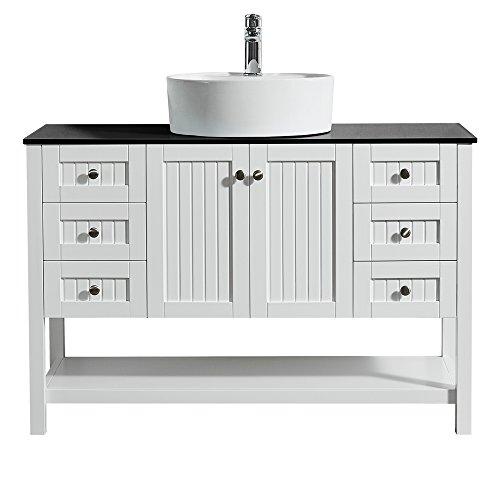vanity top for vessel sink - 8