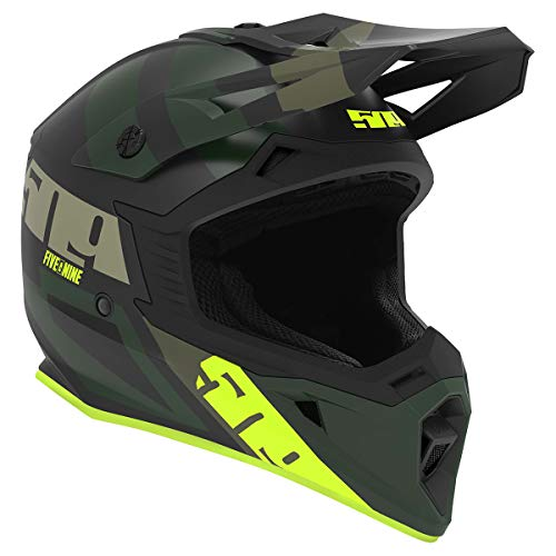 509 Tactical Offroad Helmet (Ranger - 2X-Large)