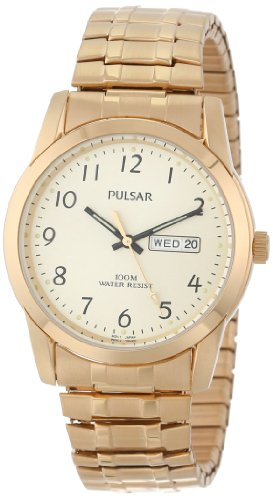 Pulsar Expansion Band (Pulsar Men's PJ6054 Expansion Watch)