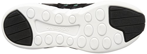 adidas EQT Support ADV, Scarpe da Fitness Uomo Nero (Negbas / Negbas / Ftwbla 000)