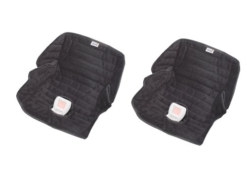 Buy Discount Summer Infant Deluxe Piddle Pad, Black, 2 Pack