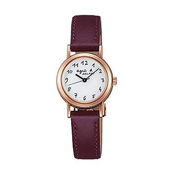 d7b334f123 Amazon | agnes b. HOMME アニエス ソーラー Marcello マルチェロ | レディース腕時計 | 腕時計 通販