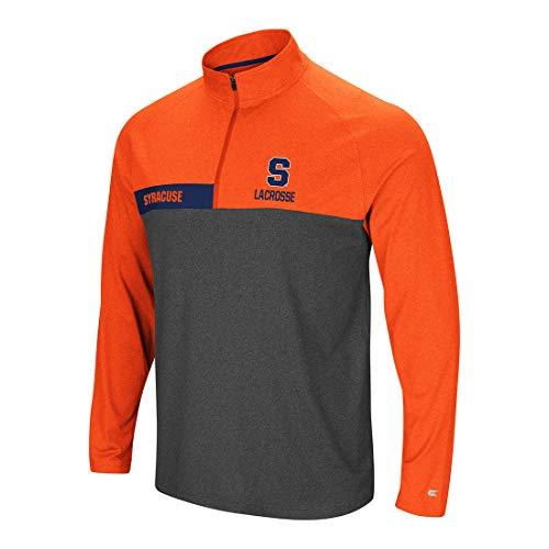 Syracuse Orange Lacrosse 1/4 Zip-Adult-Medium