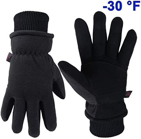OZERO Resistant Thermal Deerskin Insulated product image