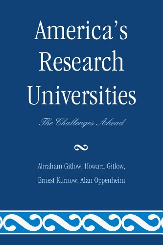 America's Research Universities: The Challenges Ahead