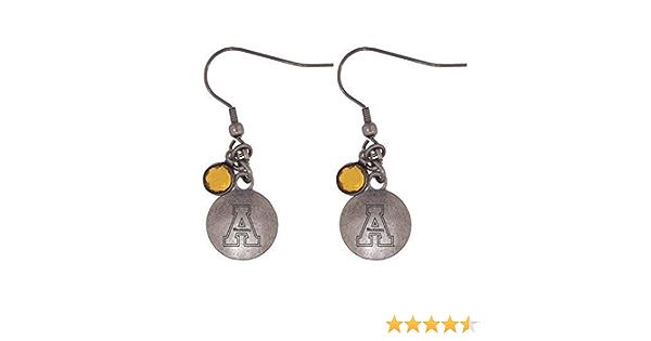 Inc Appalachian State University-Frankie Tyler Charmed Earrings LXG