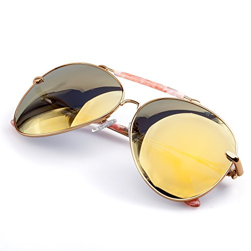 COLOSSEIN Fashion Sunglasses Ove...