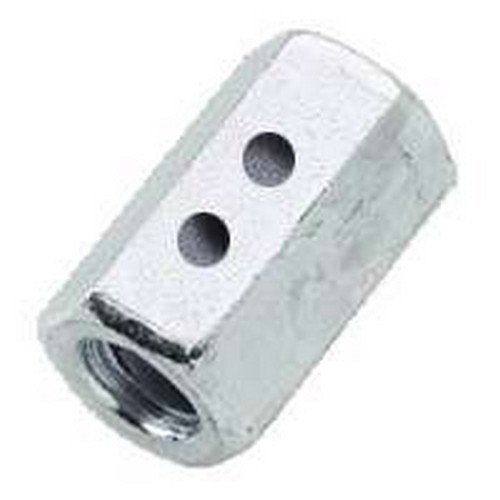 10/PACK STANLEY HARDWARE 347195 COUPLING NUT THREAD ROD7/8-9