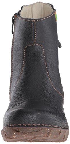 Grain El Femme Classiques Yggdrasil Noir Naturalista N148 Bottes Soft Black xUwxSrT