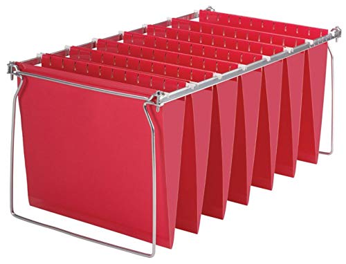 Office Depot Hanging File Folder Frame, Letter Size, Pack of 6, OD442