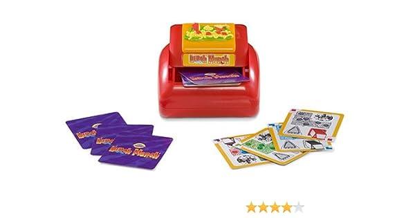 Cranium Squawkbox Cards - Lunch Munch: Amazon.es: Juguetes y juegos