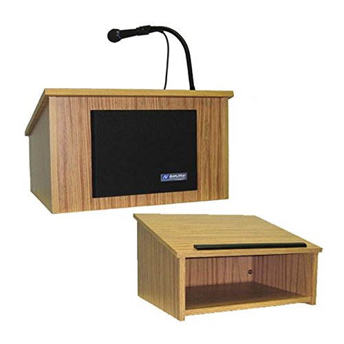 Amplivox Table Top Lectern - Oak electronic ()