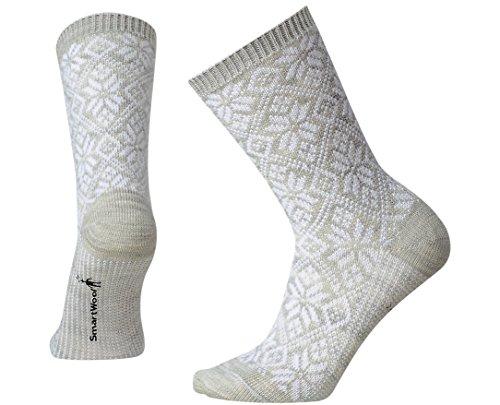 Smartwool Traditional Snowflake Lifestyle Socks Medium