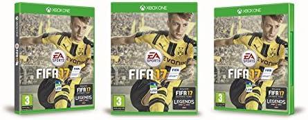 Electronic Arts FIFA 17, Xbox One Básico Xbox One Francés vídeo - Juego (Xbox One, Xbox One, Deportes, Modo multijugador, E (para todos), Soporte físico): Amazon.es: Videojuegos