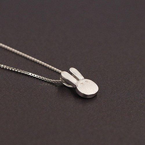 FANSING Día de San Valentín Regalo Plata De Ley 925 Collar y Pendientes Juegos de joyas Para Niña Mujer
