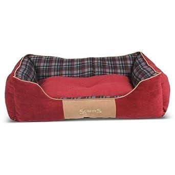 Scruffs Cama de estilo caja modelo Highland para perros: Amazon.es: Ropa y accesorios