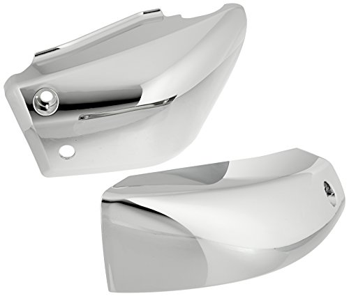 Yamaha 5S7-F17B0-U0-00 Chrome   Battery Side Cover  for Yamaha V-Star 950