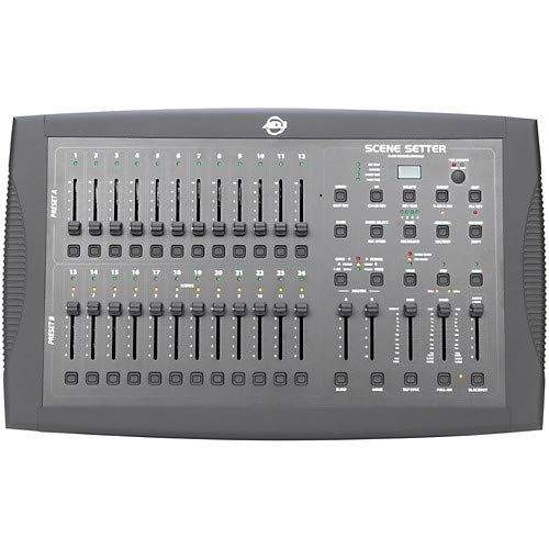 Scene Setter Lighting Controller
