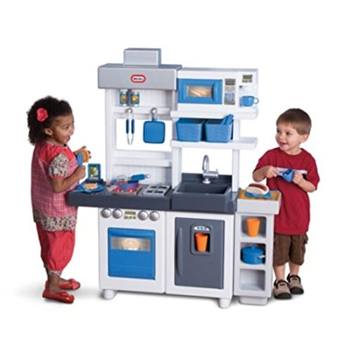 Ultimate Cook Kitchen Counter Includes Approx. 38 Total Accessories by Little Tikes Kitchen