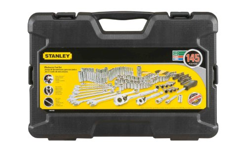 076174716535 - Stanley STMT71653 145-Piece Mechanics Tool Set carousel main 0