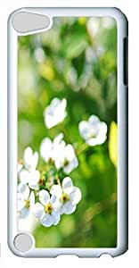 Apple Tree Bloom Custom iPod Touch 5 Case Cover Polycarbonate White